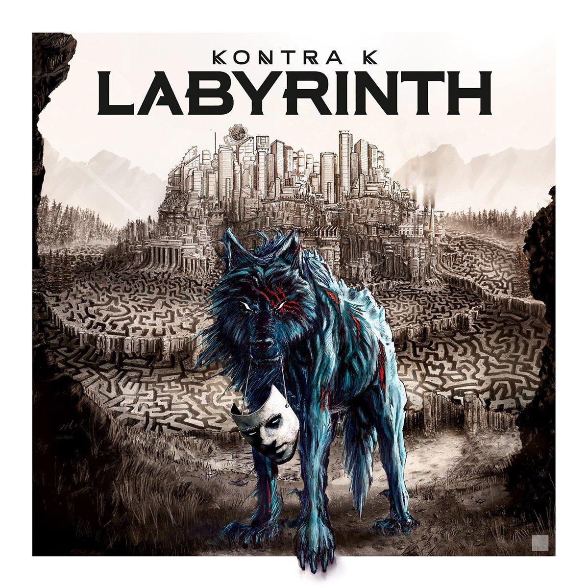 Labyrinth von Kontra K - CD jetzt im Loyal Shop