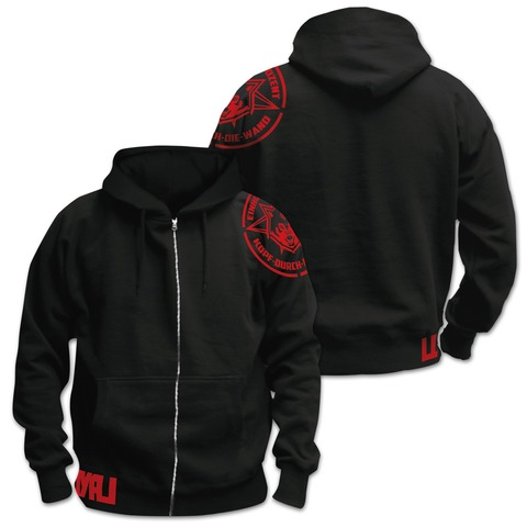 √Loyal Lifestyle von Kontra K - Hooded jacket jetzt im Loyal Shop