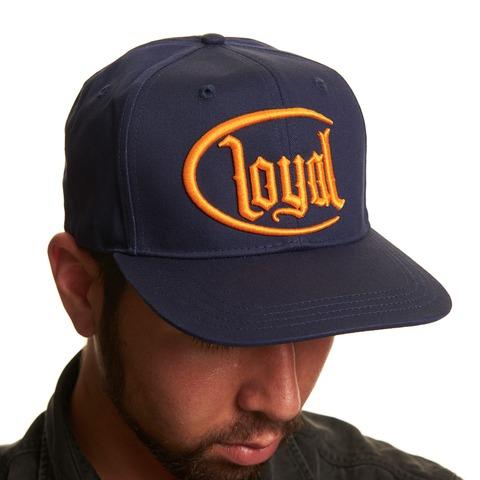 √Loyal Circle Gold von Kontra K - Snap Back Cap jetzt im Loyal Shop