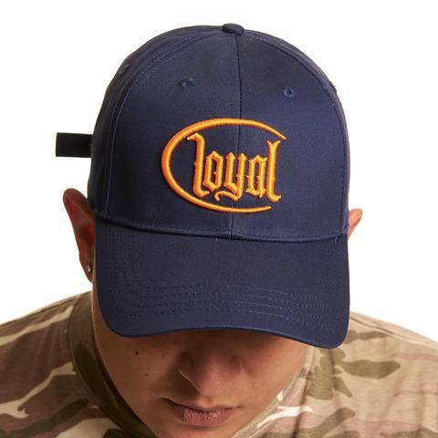 Loyal Circle Gold von Kontra K - Baseball Cap jetzt im Loyal Shop