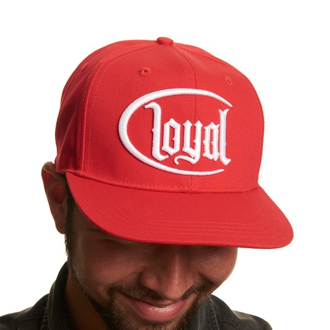 √Loyal Circle White von Kontra K - Snap Back Cap jetzt im Loyal Shop