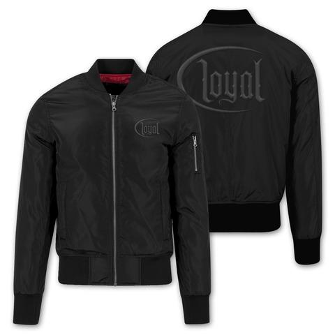 Loyal Circle Black von Kontra K - Bomber Jacke jetzt im Loyal Shop