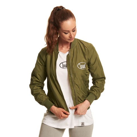 √Loyal Circle White von Kontra K - Light Bomber Girl jetzt im Loyal Shop