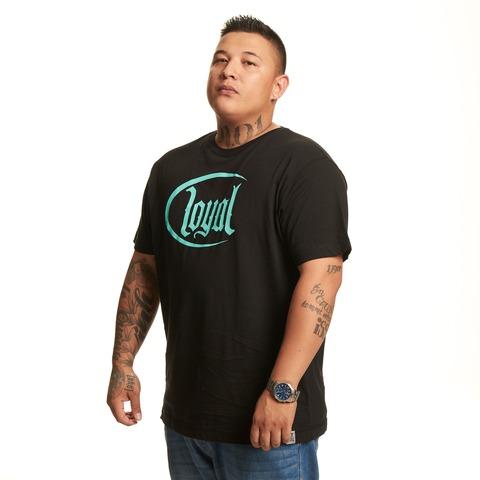 Loyal Circle Mint von Kontra K - T-Shirt jetzt im Loyal Shop
