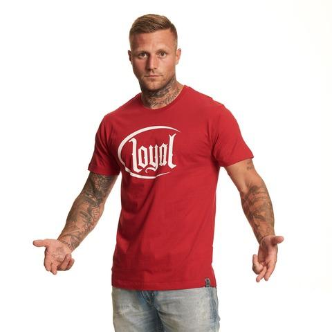 √Loyal Circle White von Kontra K - T-Shirt jetzt im Loyal Shop