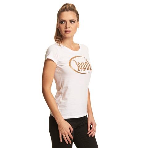 √Loyal Circle Gold von Kontra K - Girlie Shirt jetzt im Loyal Shop