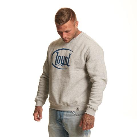 √Loyal Circle Navy von Kontra K - Sweater jetzt im Loyal Shop