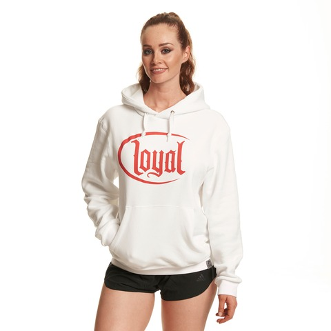 √Loyal Circle Red von Kontra K - Hood sweater jetzt im Loyal Shop