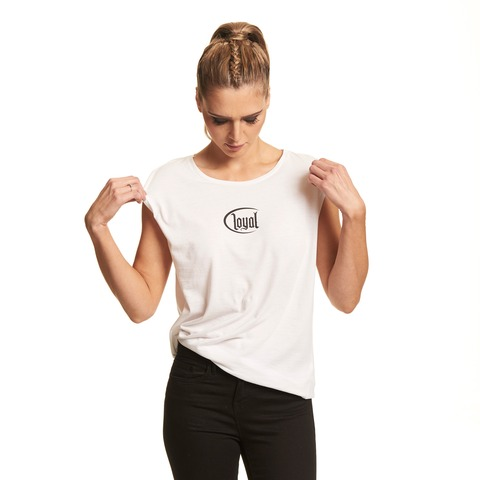 √3 Languages von Kontra K - Girlie Shirt jetzt im Loyal Shop