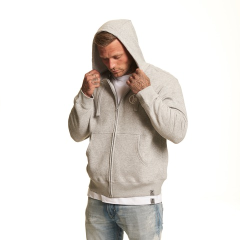 √Languages von Kontra K - Hooded jacket jetzt im Loyal Shop