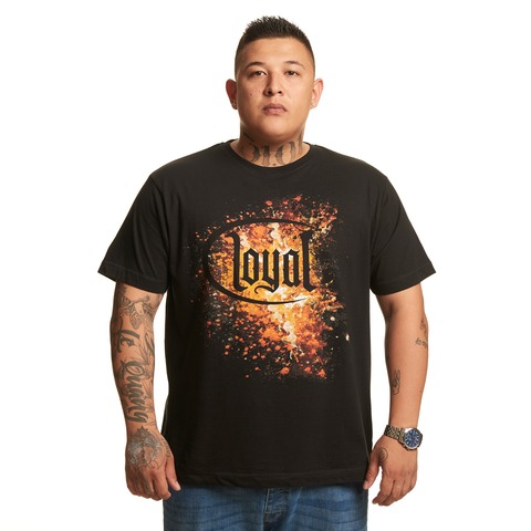 Splash von Kontra K - T-Shirt jetzt im Loyal Shop