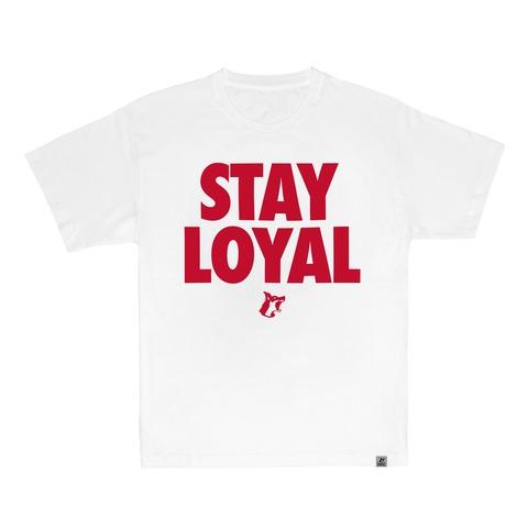 √Stay Loyal von Kontra K - T-Shirt jetzt im Loyal Shop