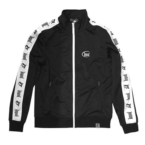 Black Track von Kontra K - Track Jacket jetzt im Loyal Shop