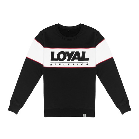 √Athletics von Kontra K - Crewneck Sweater jetzt im Loyal Shop
