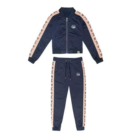 Blue Track von Kontra K - Girl Trainingsanzug jetzt im Loyal Shop