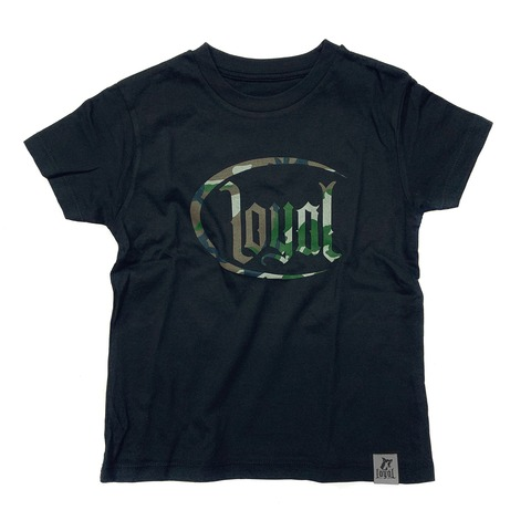 √Camo Circle Logo von Kontra K - Children's shirt jetzt im Loyal Shop
